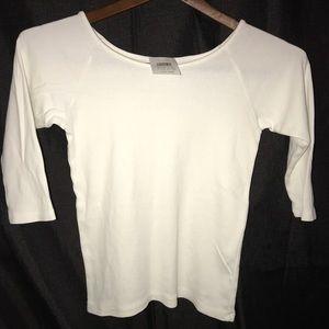 Tops - Brandy Melville white top/ brand New